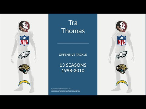 Tra Thomas: Football Offensive Tackle