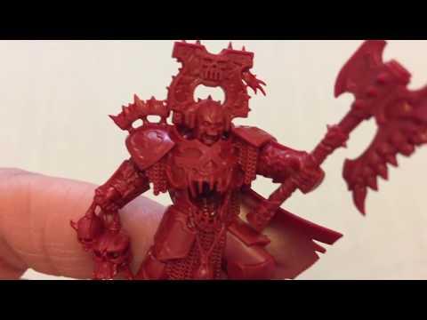 Warhammer Underworlds: Shadespire - Magore's Fiends (Blood Warriors) Unboxing & Review