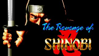 Mega-CD Longplay [102] SEGA Classics Arcade Collection 5-in-1 - The Revenge of Shinobi