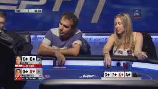 European Poker Tour 11 London 2014 - Main Event - Episode 1 | PokerStars