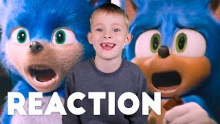 "Sonic the Hedgehog 2020 ""Sonic Redesign"" Reaction"