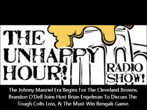 The Johnny Manziel Era Begins For The Cleveland Browns. Brandon O'Dell Joins Host Brian Engelman.