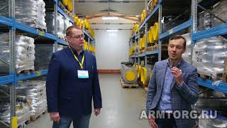 Группа компаний LD. Интервью с Д.О.Левиным в рамках НТС ассоциации «Сибдальвостокгаз»