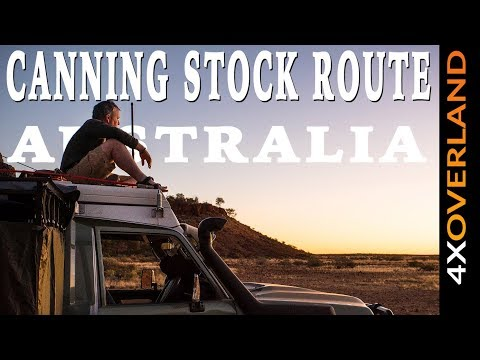 RED | THE WORLD'S LONGEST TRACK Ep-4. Canning Stock Route