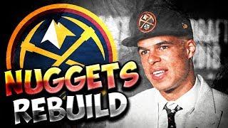YOUNG SUPERSTARS! NBA 2K19 DENVER NUGGETS REBUILD!