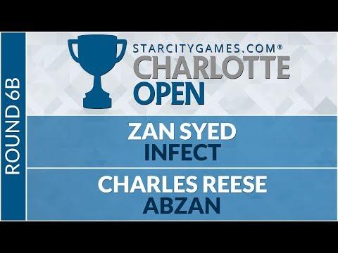 SCGCHAR - Round 6B - Zan Syed vs Charles Reese