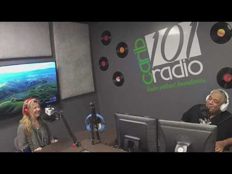 The BreakThrough Show on Caribe 101 Radio - Interview with Brandon Vee!