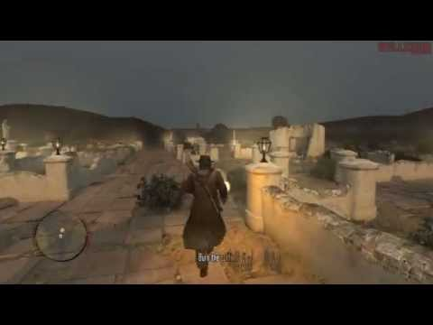 Red Dead Redemption: Undead Nightmare - Mission #6 - Mother Superior Blues