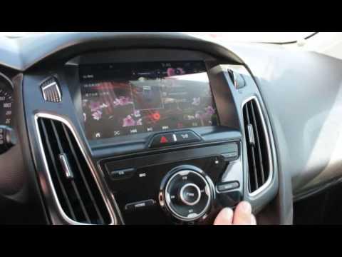 Замена штатной магнитолы Ford Focus 3 (Форд Фокус 3) RedPower 21150B