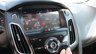 видео Штатная магнитола Redpower 31150 IPS для автомобилей Ford Focus 3