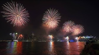 So feierte Amerika seinen Nationalfeiertag