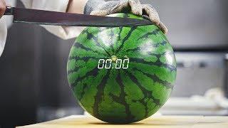 Schnellste Arbeiter der Welt - die niemand schlagen kann!