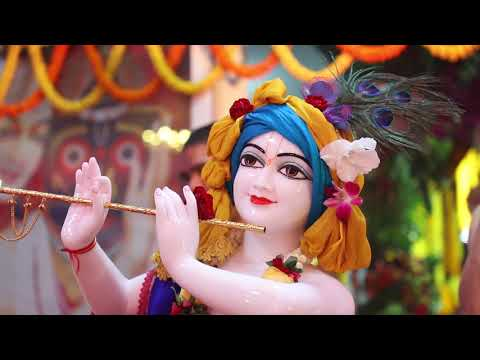 Short Film on Sri Sri Radha Madan Mohan Deity Installation, ISKCON Ghaziabad