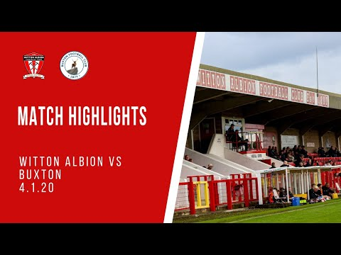Witton Buxton Goals And Highlights