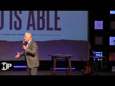 August 6th,2020 – God is Able – David Bernard