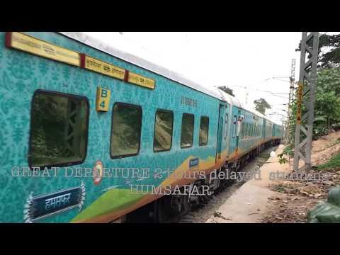 22834 Kr puram Bhubaneshwar HUMSAFAR EXPRESS
