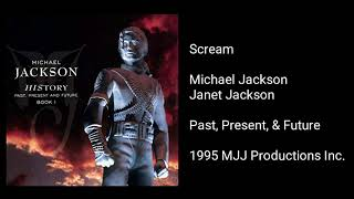 Michael Jackson - Scream (feat. Janet Jackson)