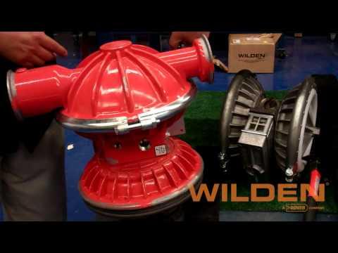 "Wilden® Maintenance Tip - How to Install Diaphragms on a 2"" Wilden Pump"