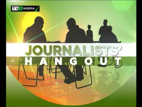 Journalists' Hangout 4th of January 2017 | TVC News Nigeria