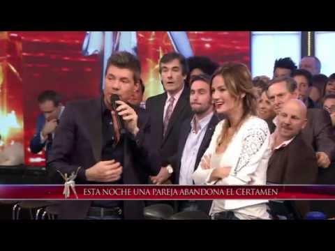 Showmatch 2014 - Tinelli se indignó con un dato del casamiento de Paula y Peter