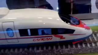 Поїзд Сапсан в ПВЛК