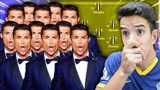 MOGU LI 11 RONALDA OSVOJITI LIGU ŠAMPIONA?? FIFA EXPERIMENT