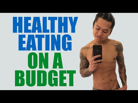 6 Strategies for Eating Healthily on a tight budget
