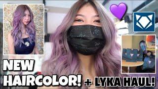 NEW HAIR COLOR + LYKA HAUL!! | Shaina Denniz