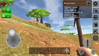 Конец Первой серии игры Выживание на острове онлайн з другом