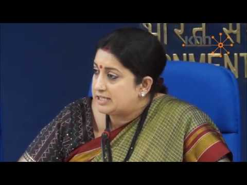 Textile sector to create 1 crore jobs, package for knitwear soon: Smriti Irani