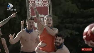 Survivor - Bucurie maxima pentru Razboinici! Adriana aduce punctul castigatorul echipei sale!