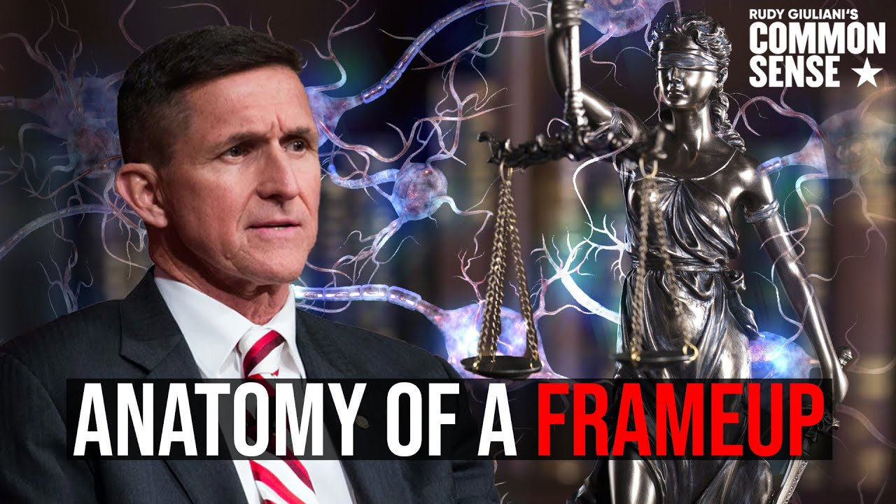 Anatomy of General Flynn's FRAME-UP with Andrew McCarthy