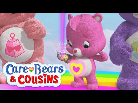 Care Bears | Wonderheart's Belly Badge Power