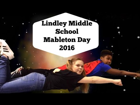 Lindley Middle School Mableton Day Promo #2 2016