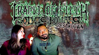 Christians React To CRADLE OF FILTH Gothic Romance!!!