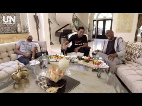 April 28, 2017 Gary Payton interviews Scottie Pippen and Ron Harper. Chicago Bulls Record Season