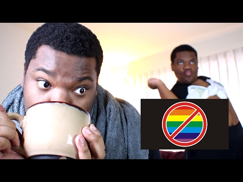 REACTING TO ANTI-GAY COMMERCIALS BECAUSE I'M GAY