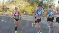 2020 Humana Rock 'n' Roll Arizona Half Marathon Elite Race Highlights