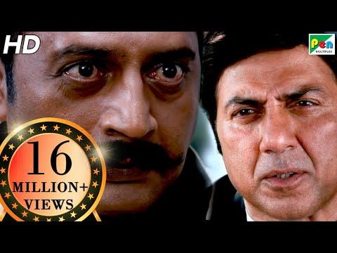 सनी देओल, प्रकाश राज का आमना- सामना   Singh Saab The Great  Full Hindi Movie   Sunny Deol, Urvashi