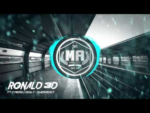 Ronald 3D ft CyberDJ Dealy - Emergency  2016 (Breakbeat) | Preview