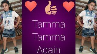 Simple Dance steps on Bollywood song Tamma Tamma Again