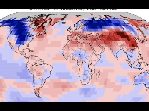 Crust Dragging, Earth Speeding Up, Climate   S0 News Mar.13.2021