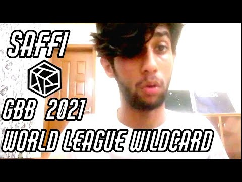 "Download Saffi - GBB 2021 World League solo wildcard ""Lose it"""