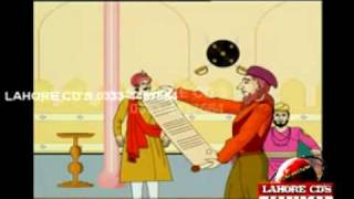 Achoo & Akbar funny cartoon with punjabi dubbing.3gp