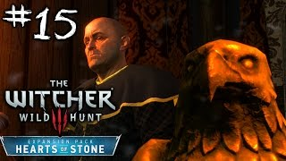 Auction House - The Witcher 3 Hearts of Stone DLC Playthrough Part 15