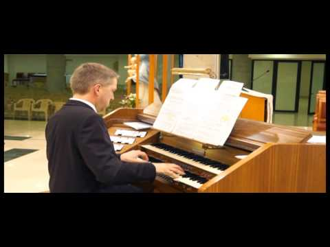Organ Concert Lebanon -  Edouard Leysen - Organist at the Saint Therese Basilica of Lisieux (France)
