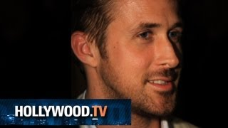 Ryan Gosling premieres new movie in New York - Hollywood.TV