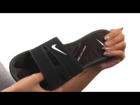 3df1834f1 Nike Ultra Comfort Slide SKU:8782015 - YouTube