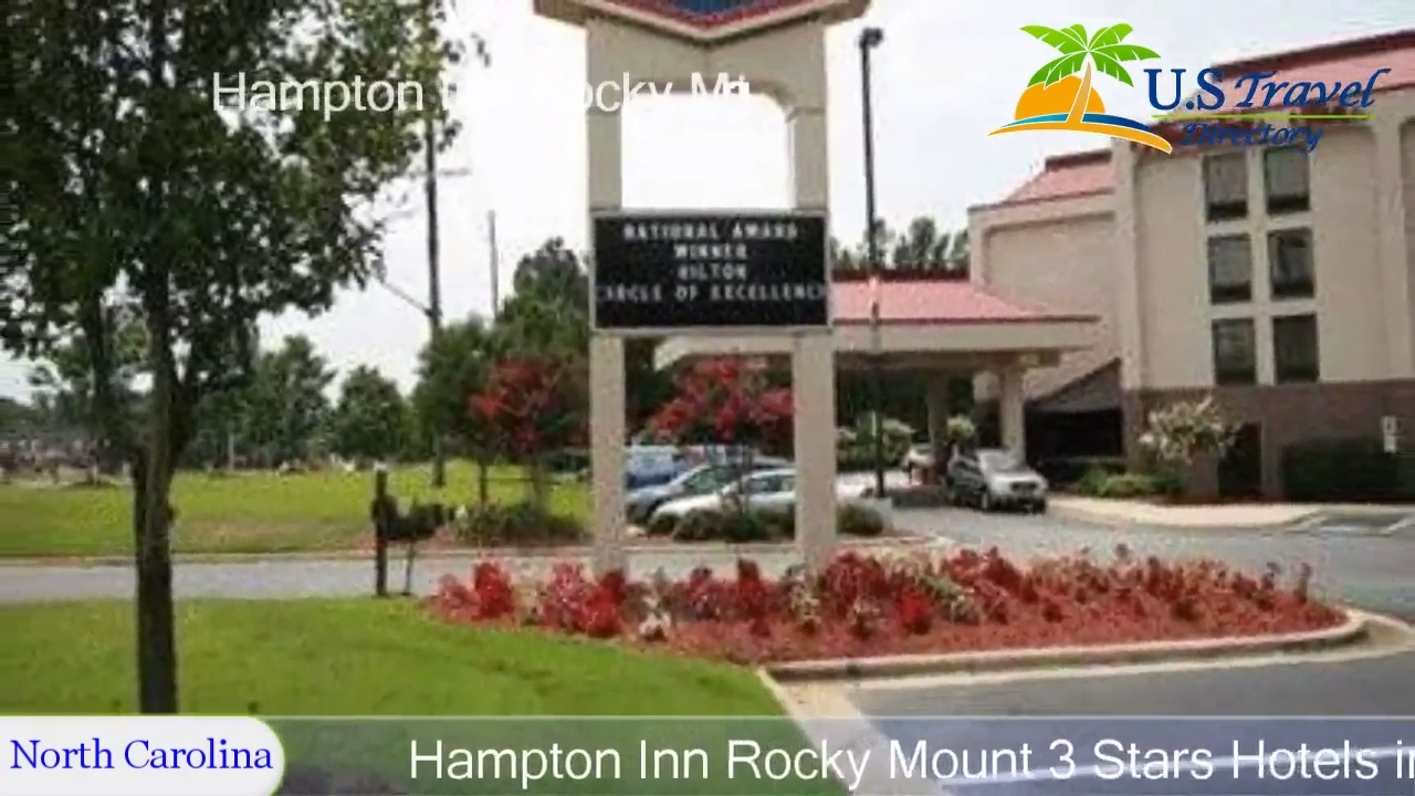 Hampton Inn Rocky Mount Hotels North Carolina