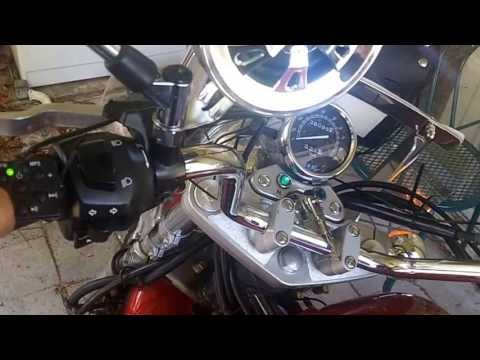 Shark Shkmsdhrs6160h 250w Motorcycle 2 Speakers Fm Radio W2